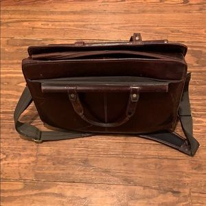Wilson's Leather briefcase